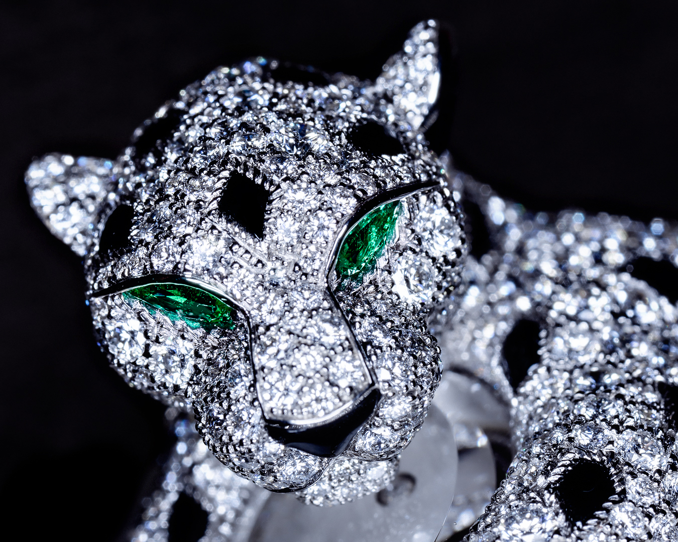 cartier panthere gardienne high jewellery wristwatch still life orologio pantera alta gioielleria alberto feltrin