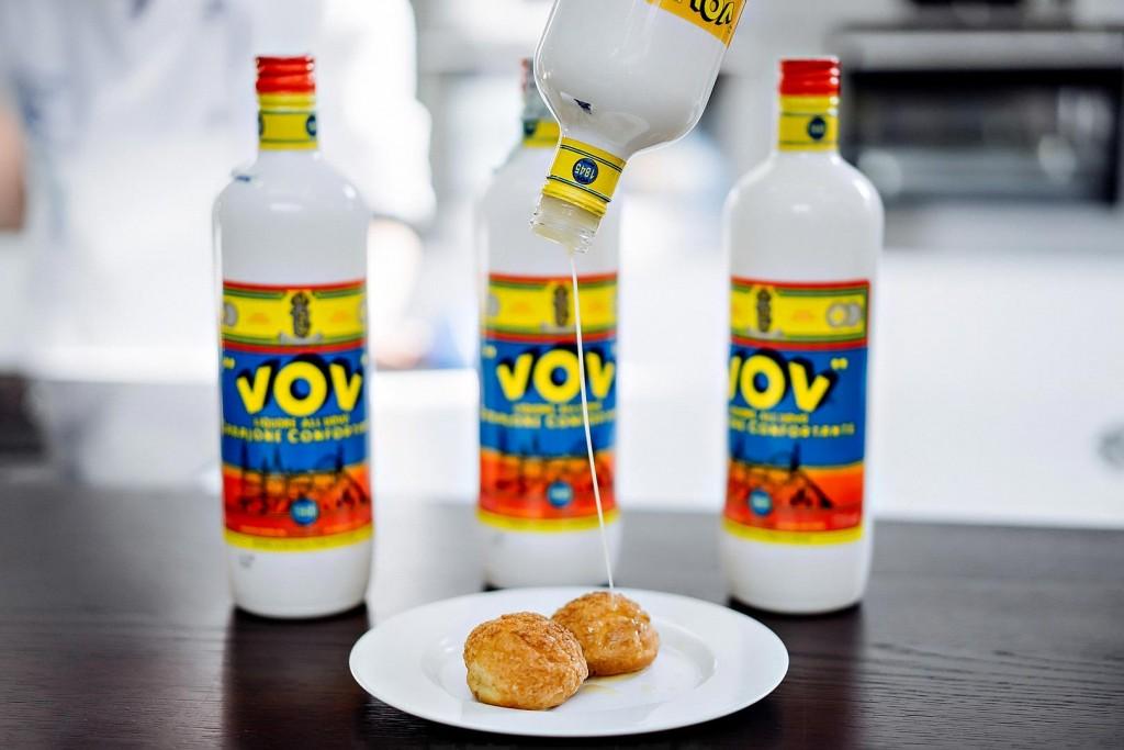 vov reportage showcooking food cibo alberto feltrin