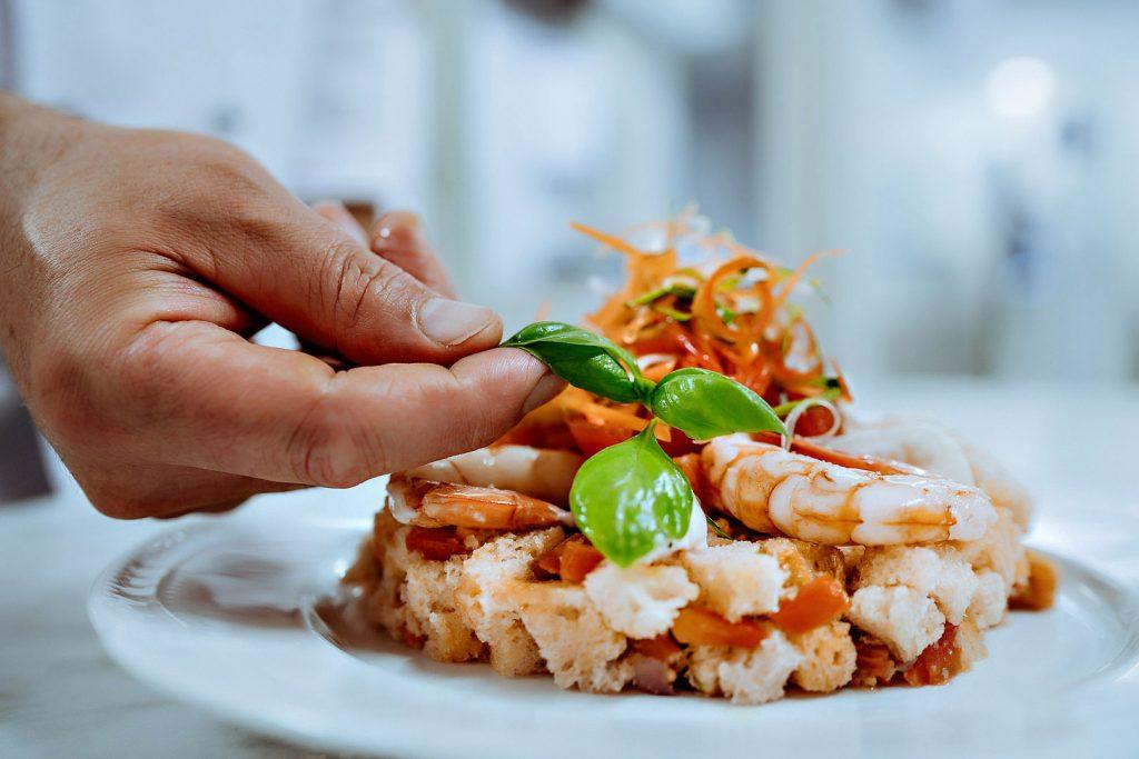 food chef michelin cibo cuoco alberto feltrin still life reportage