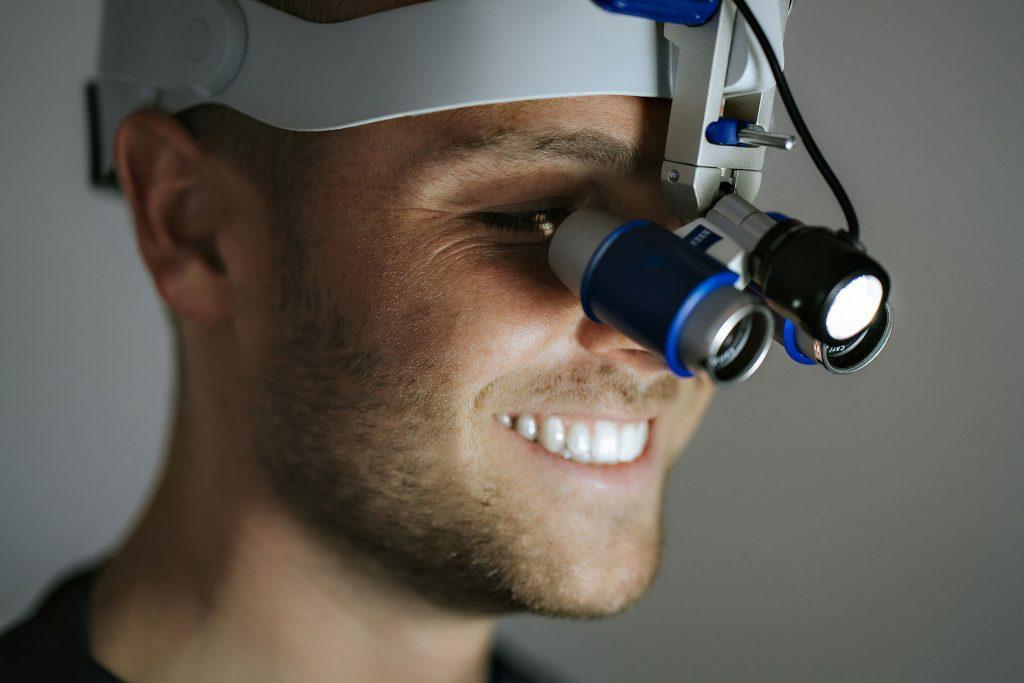 dentist dentista milan milano business enviromental ritratto ambientato portrait alberto feltrin